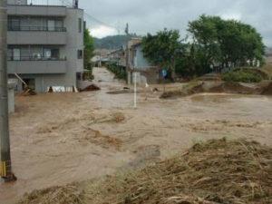平成16年7月福井豪雨