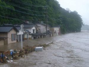 平成24年7月九州北部豪雨