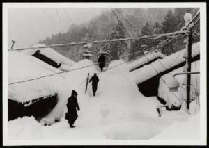 昭和38年1月豪雪
